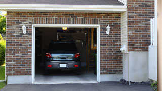 Garage Door Installation at Kessler Square Dallas, Texas